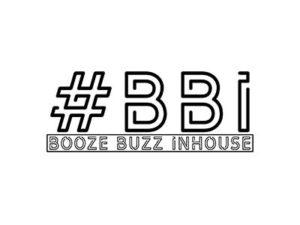 BBI Booze Buzz Inhouse Logo Bhubaneswar