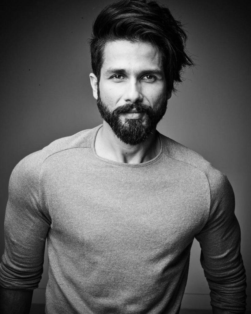 Best Beard Styles of Sahid Kapoor